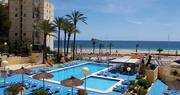 Poseidon Playa*** de Benidorm