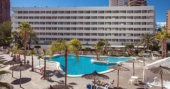 Poseidon Resort*** de Benidorm