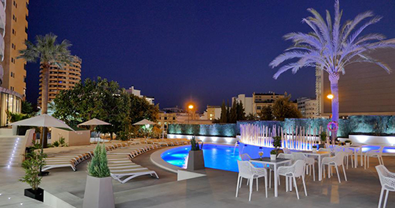 Hotel Primavera Park*** de Benidorm