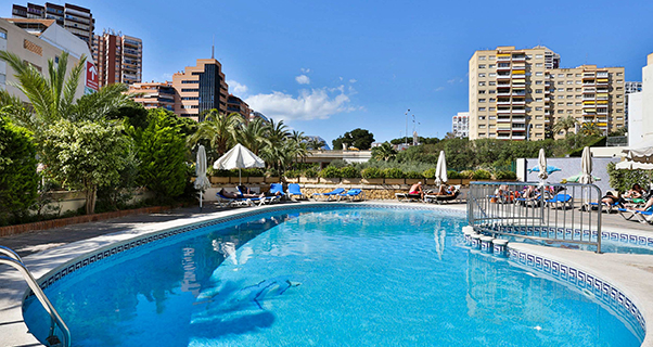 Hotel Prince Park*** de Benidorm