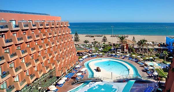 Hotel Protur Roquetas***** de Roquetas de Mar