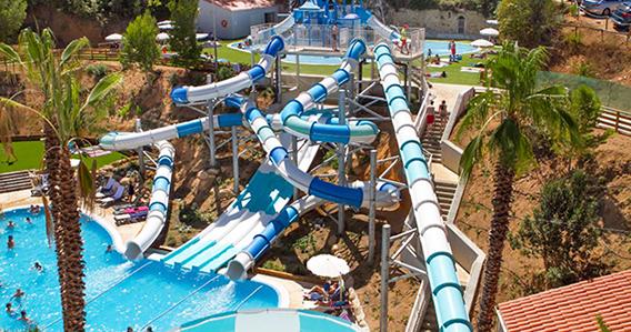 Ruleta Hotel 4 estrellas con Splash en Lloret de Mar