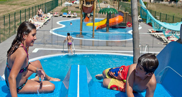 Ruleta Hotel 4 estrellas con Splash en Calella o Pineda de Mar