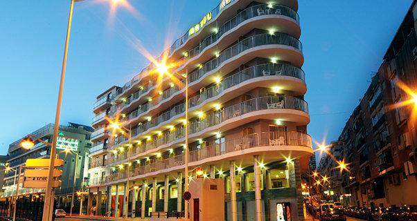 Hotel Rambla*** de Benidorm