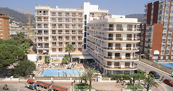 Hotel Reymar*** de Malgrat de Mar