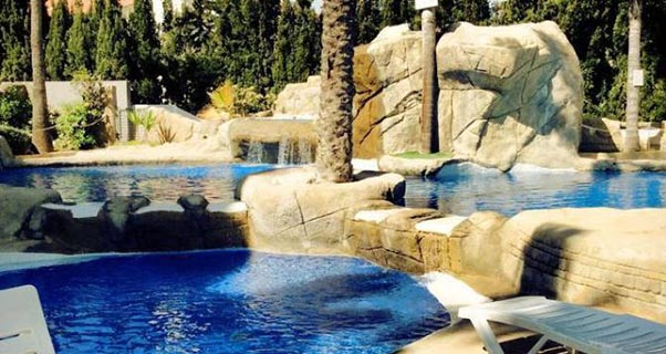 Hotel Rober Palas*** de El Albir
