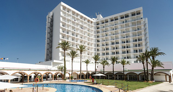 Hotel Roc Doblemar**** de La Manga del Mar Menor