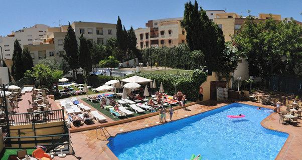 Hotel Roc Flamingo de Torremolinos