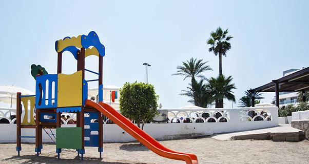 Hotel Roc Golf Trinidad**** de Roquetas de Mar