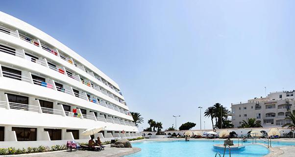Hotel Roc Golf Trinidad**** de Roquetas de Mar - piscinas