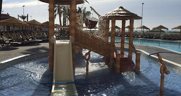 Hotel Roc Golf Trinidad**** de Roquetas de Mar - habitación