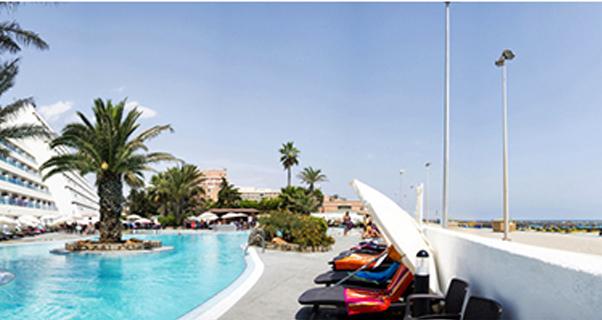 Hotel Roc Golf Trinidad**** de Roquetas de Mar - recepción