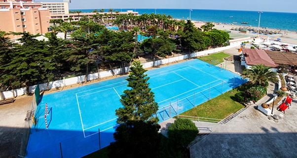 Hotel Roc Golf Trinidad**** de Roquetas de Mar - tenis