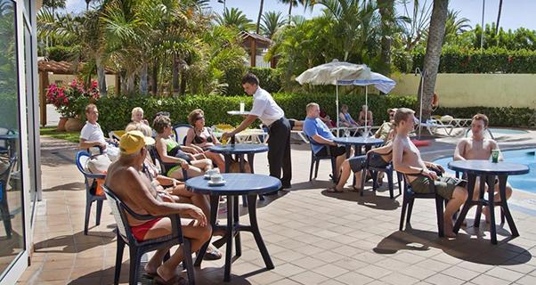 Hotel Rondo*** de Playa del Inglés