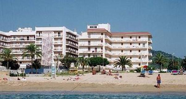 Hotel Rosa Náutica*** de Malgrat de Mar