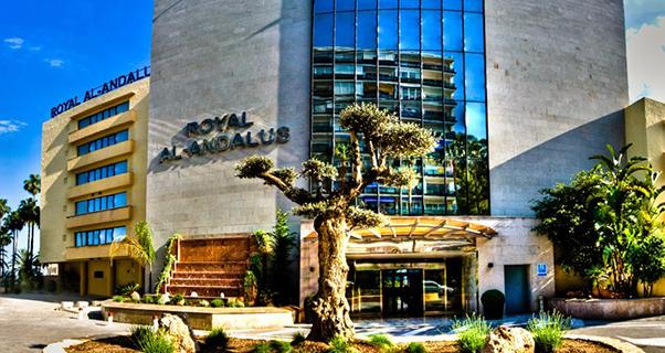 Hotel Royal Al Andalus**** de Torremolinos