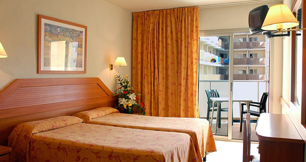 Hotel Top Royal Beach**** de Lloret de Mar