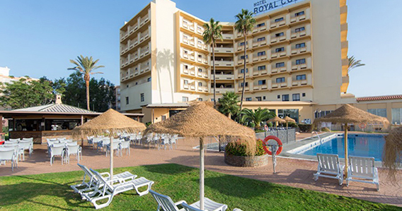 Hotel Royal Costa*** de Torremolinos