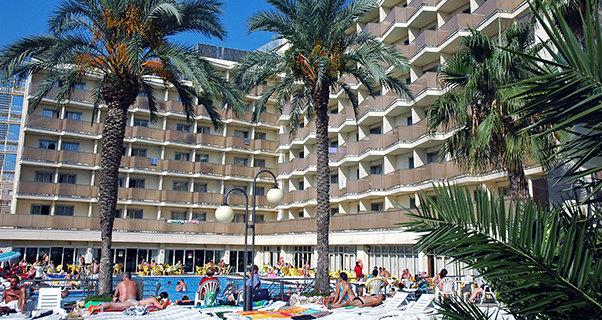 Hotel Top Royal Beach**** de Lloret de Mar