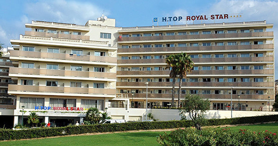 Hotel Royal Star**** de Lloret de Mar