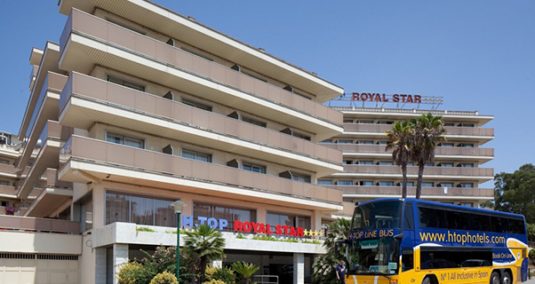 Hotel Royal Star & SPA**** de Lloret de Mar