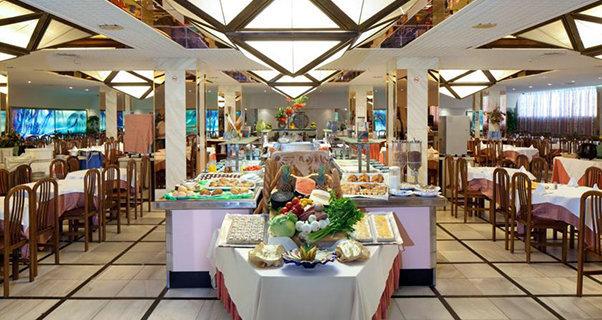 Hotel Royal Sun**** de Santa Susanna