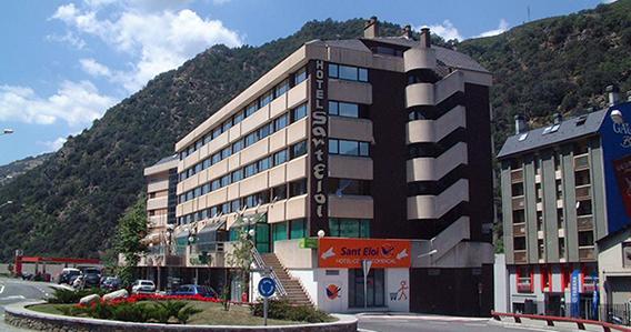 Hotel Sant Eloi*** de Sant Juliá de Loira