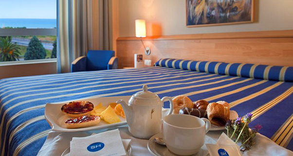 Vacaciones chollo viaja en oto o al hotel sh florazar for Hotel oceanografic ninos