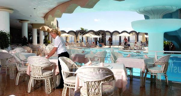 Hotel San Agustín Beach Club**** de San Agustín