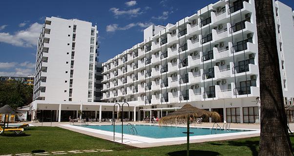 Hotel San Fermín*** de Benalmádena Costa