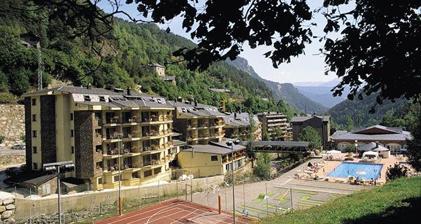 Hotel Sant Gothard**** de La Massana