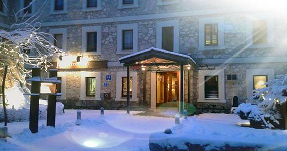 Hotel Santa Cristina Petit Spa*** de Canfranc