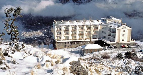 Hotel Santa Cruz*** de Sierra Nevada