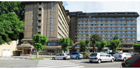 Hotel Santemar**** de Santander