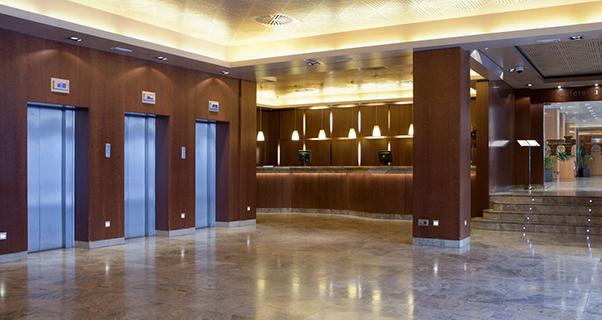 Hotel Santos Praga**** de Madrid