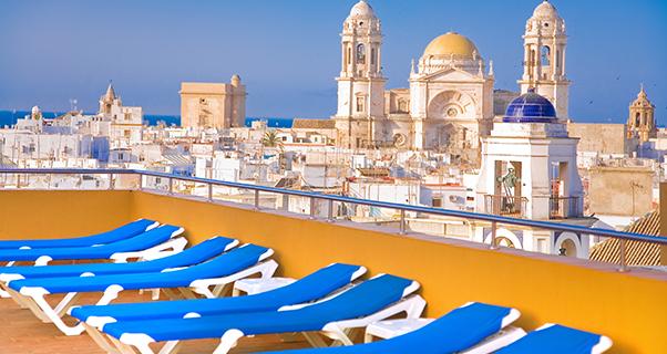 Senator Cádiz Spa Hotel**** de Cádiz