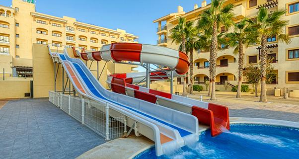 Hotel Senator Mar Menor**** de Los Alcaceres