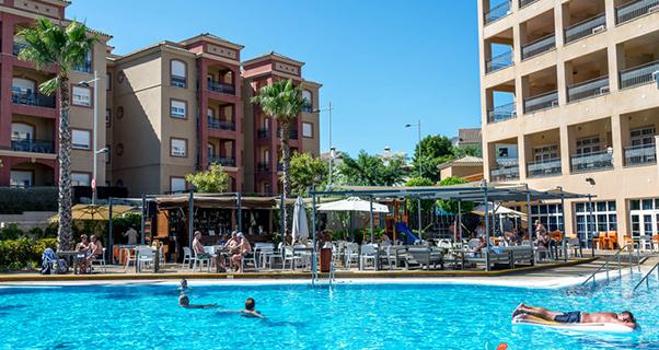 Hotel Sentido Ama Islantilla**** de Islantilla