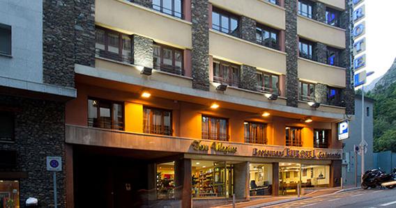 Hotel Silken Insitu Eurotel Andorra*** de Les Escaldes