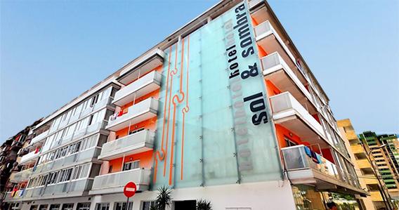 Hotel MH Sol y Sombra*** de Benidorm