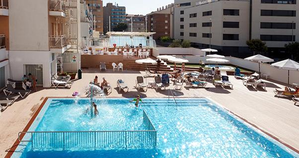 Hotel Sorra Daurada Splash*** de Malgrat de Mar