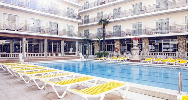 Hotel Sorra d'Or*** de Malgrat de Mar
