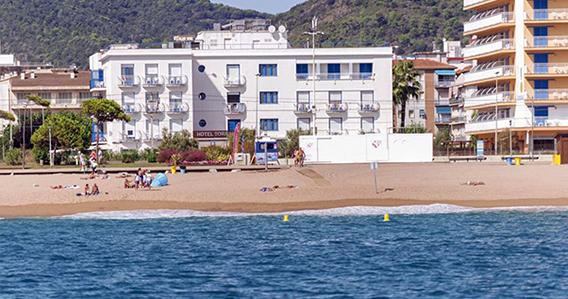 Hotel y Apartamentos Sorrabona*** de Pineda de Mar