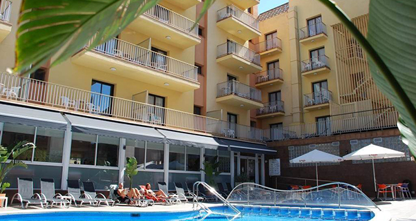 Hotel Stella Maris*** de Blanes