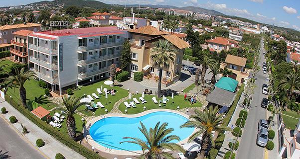 Hotel Subur Maritim**** de Sitges