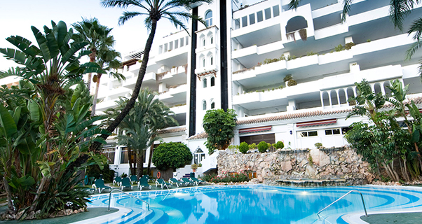 Aparthotel Sultán Club**** de Marbella