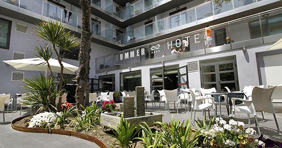 Hotel Summer**** de Calella