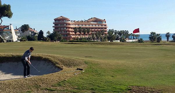 Hotel Sunway Playa Golf**** de  Sitges