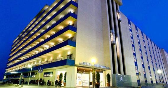Hotel Tahiti Playa**** de Santa Susanna