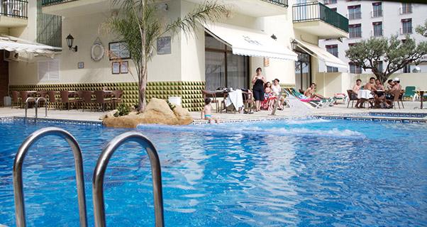 Hotel Terramar de Calella - piscina